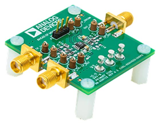 Full Featured Evaluation Board for the ADA4523-1