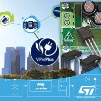 Регуляторы ViperPlus - решения для источников питания на любой вкус