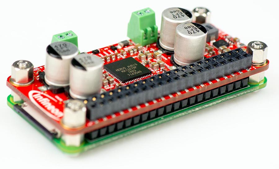 Infineon - KIT_40W_AMP_HAT_ZW