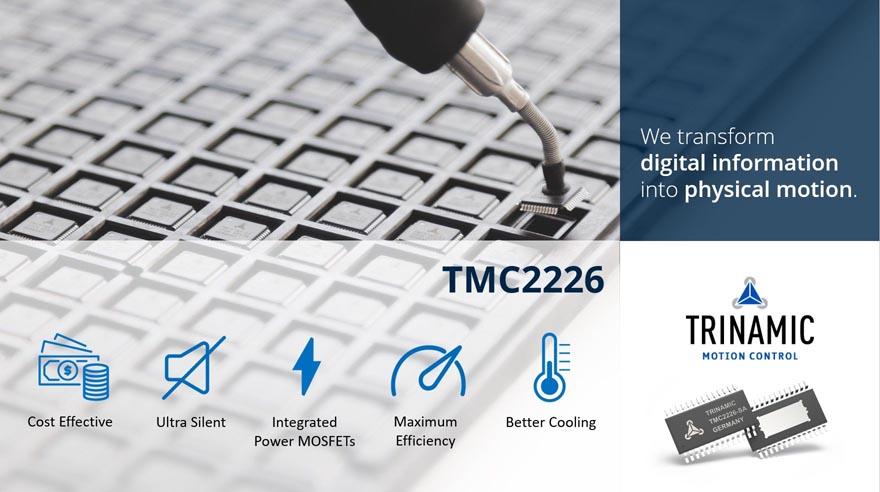 TRINAMIC - TMC2226