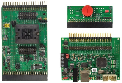 Оценочный набор для микросхем ZSSC324x