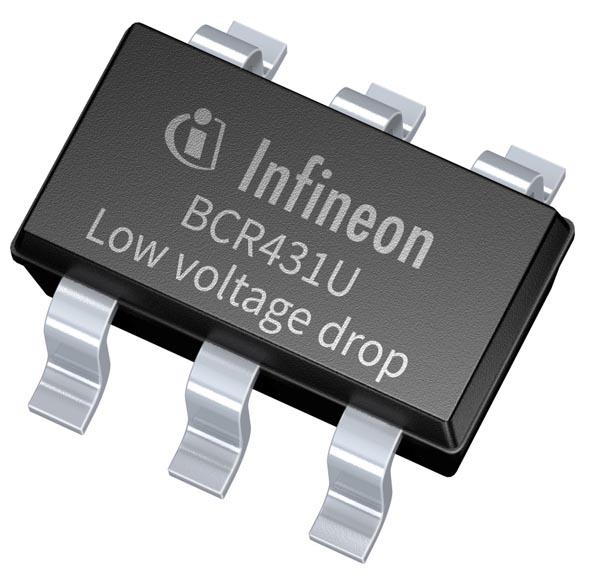 Infineon - BCR431U