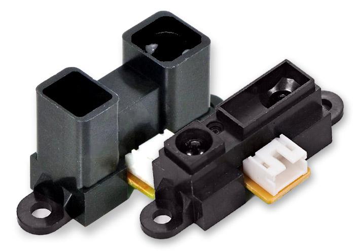Калибровка инфракрасных аналоговых дальномеров компании Sharp