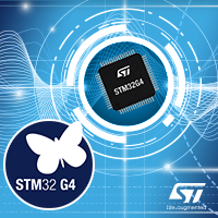 STM32G4 - новый флагман микроконтроллеров общего назначения