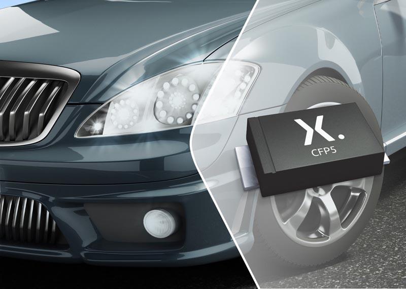 Nexperia выпускает новую серию высокоэффективных термостабильных SiGe выпрямителей