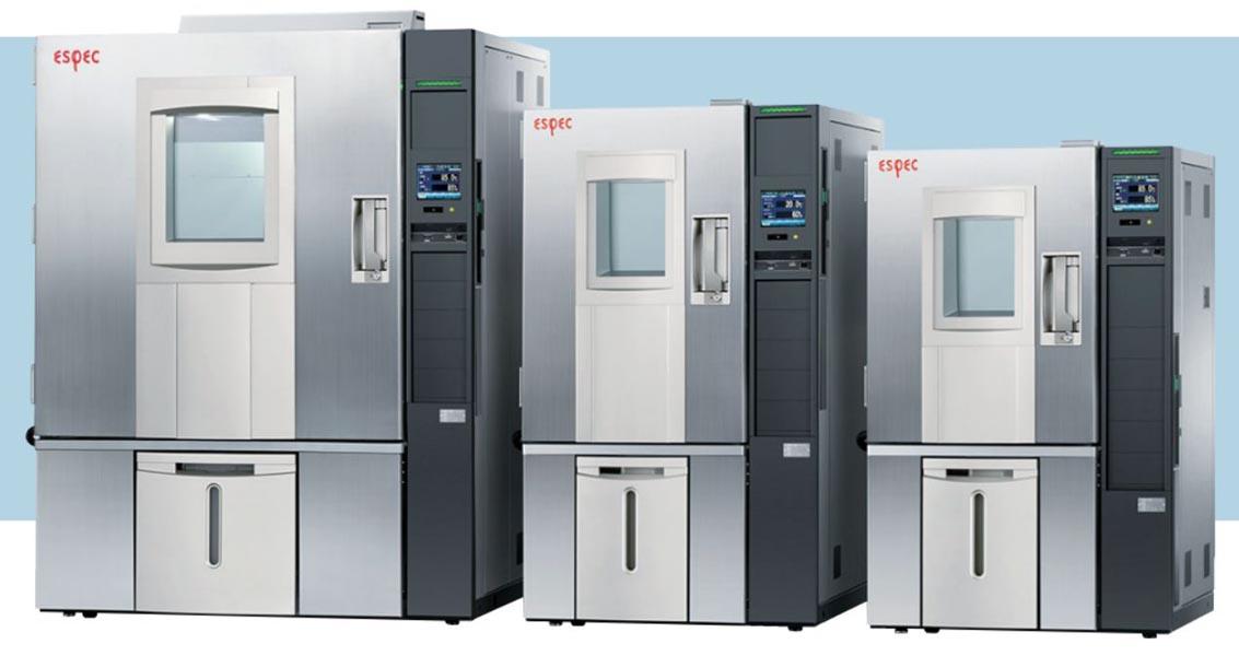 Температурные камеры компании ESPEC.