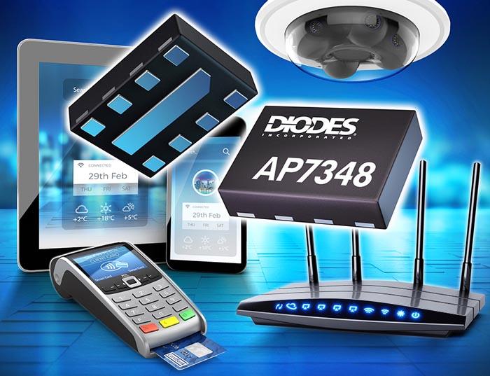 Diodes - AP7348