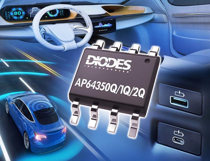 Diodes - AP64350Q, AP64351Q, AP64352Q