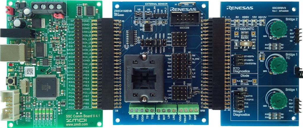 Оценочный набор ZSSC4132KIT