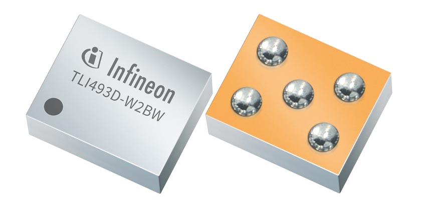 Infineon - TLI493D-W2BW