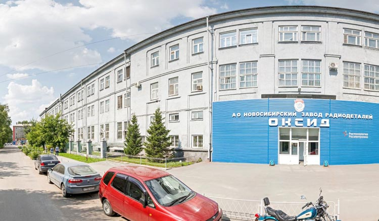 Мэр Новосибирска посетил предприятие «Росэлектроники»