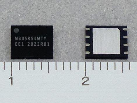 Fujitsu - MB85RS4MTY
