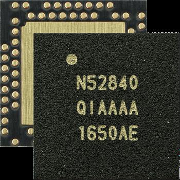 Datasheet Nordic Semiconductor nRF52840-QIAA-T