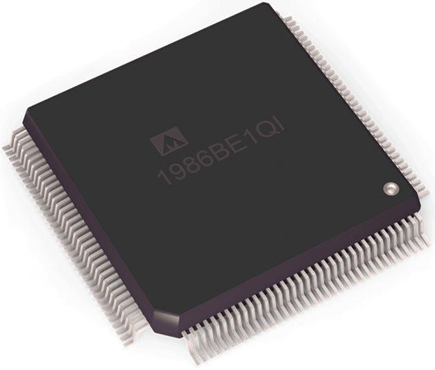 32-битный микроконтроллер К1986ВЕ1QI