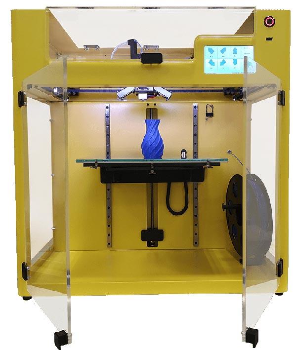 3D принтер «Гелиос-1»