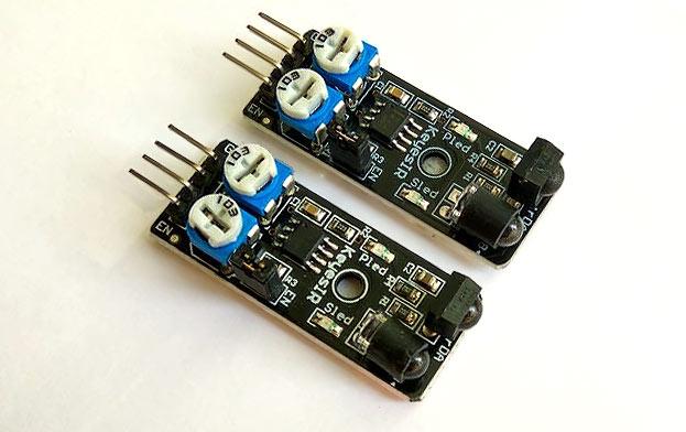 TSOP48xx. Работа в режиме непрерывного входного сигнала