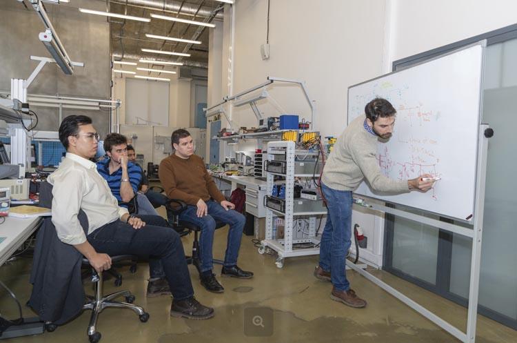 Исследователи Сколтеха примут участие в разработке перспективной системы хранения энергии в рамках гранта Еврокомиссии