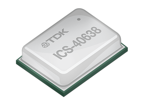 Datasheet TDK ICS-40638