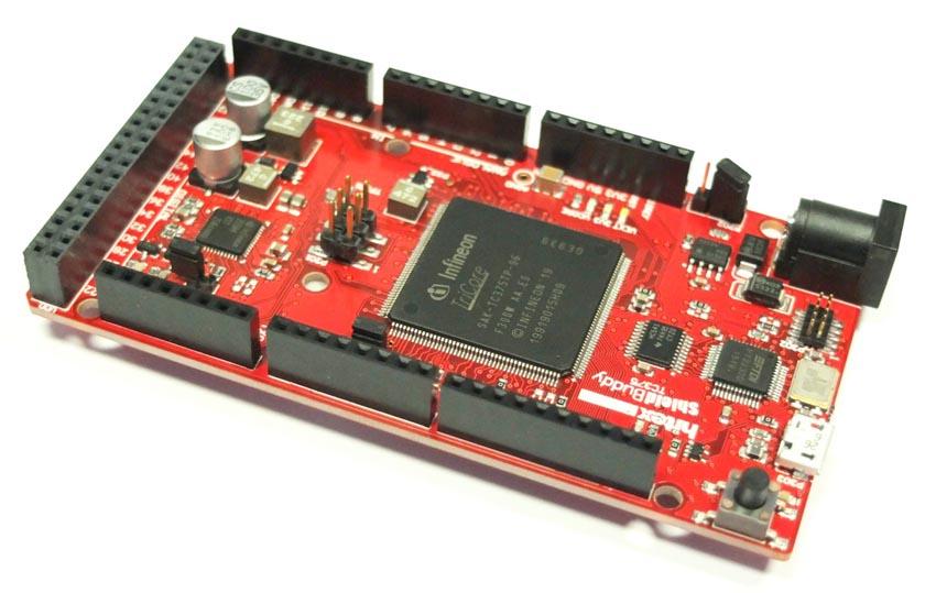 Hitex - ShieldBuddy TC375
