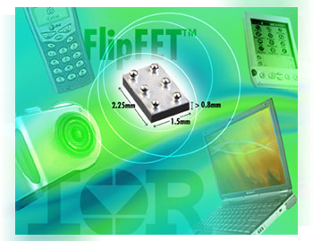 FlipFET IRF6156