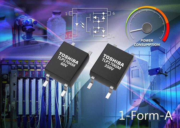 Toshiba - TLP170AM, TLP170GM