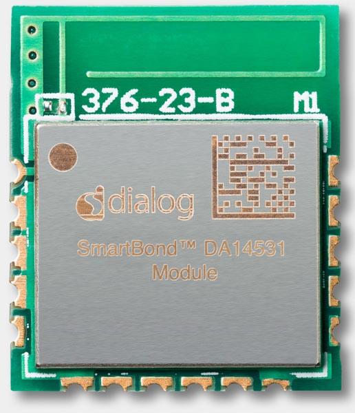 Модуль SmartBond TINY от Dialog Semiconductor демистифицирует создание устройств Bluetooth LE для Интернета вещей