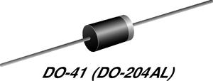 Datasheet Vishay UF4007