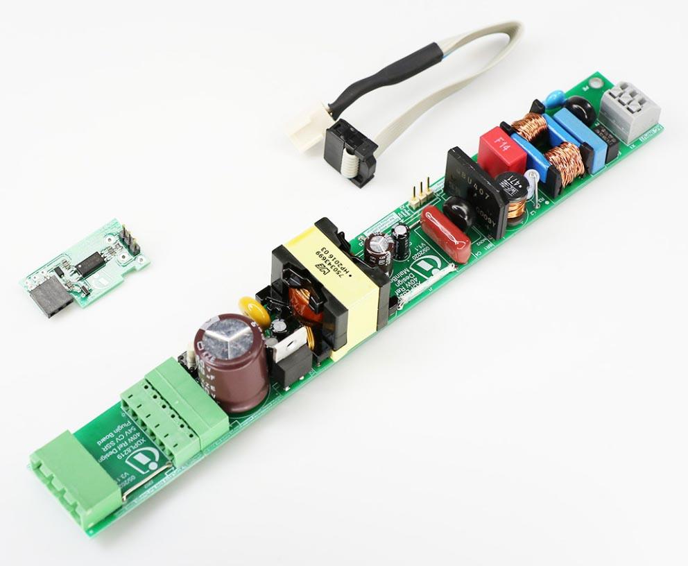 Базовый проект 40-ваттного преобразователя на основе XDPL8219