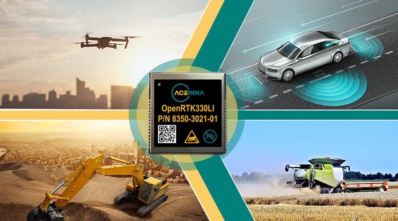 ACEINNA - OpenRTK330L