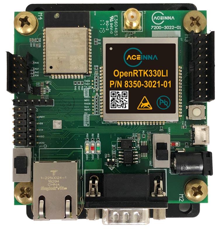 Оценочный набор для OpenRTK330LI