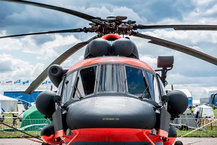 Ростех разработает первые СВЧ-радиолокаторы для малоразмерных и беспилотных вертолетов