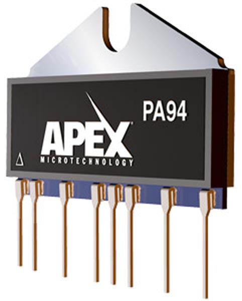 High voltage amplifier Apex PA94.