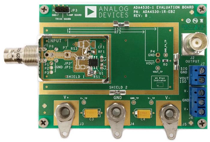 Guarded Limiters Improve High Impedance Sensor