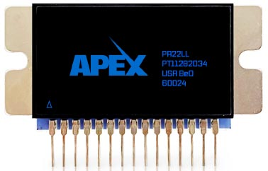 High Precision Linear Power Amplifier Delivers