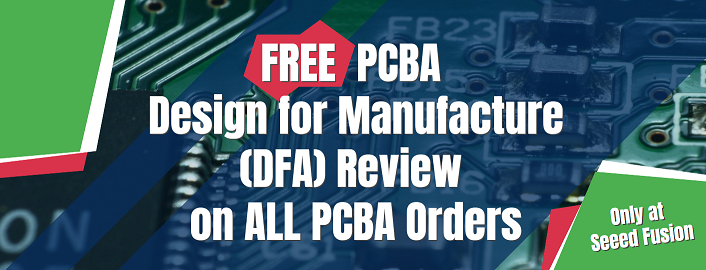 Power-Up PCBA Design for Assembly Review Now Free for All PCB Assembly