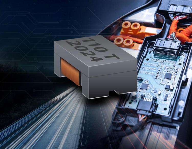 Bourns Introduces AEC-Q200 Compliant CANbus Inductor