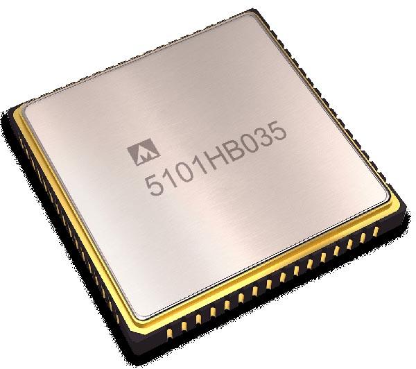 Микросхема восьмиканального высокоточного АЦП с токовыми входами