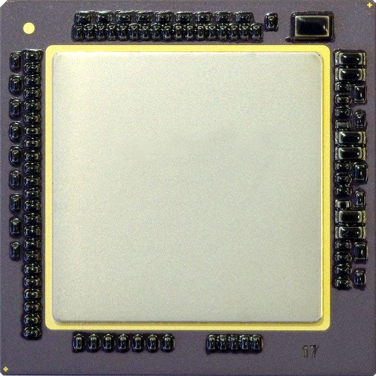 Многокристальная сборка для цифровых приемо-передающих систем 9018ВК016