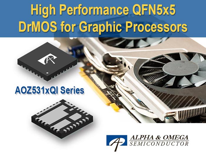 Alpha Omega Semiconductor Unveils New Generation