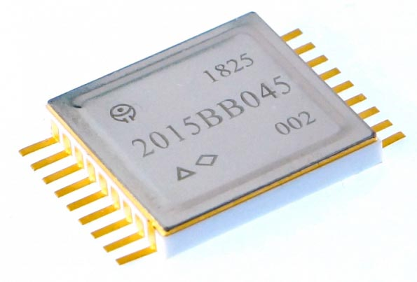 НПО «Физика» представляет четырехканальную микросборку гальванической развязки цифровых сигналов 2015ВВ045