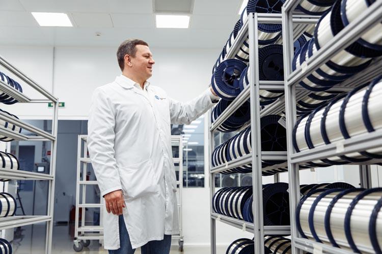 АО «Оптиковолоконные Системы» отметило 5-летнюю годовщину со дня торжественного открытия завода