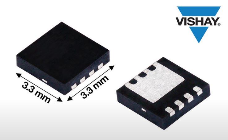 Vishay представляет 200-вольтовый n-канальный MOSFET с самым низким в отрасли сопротивлением открытого канала