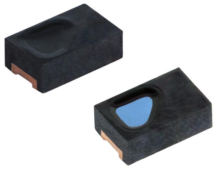 Новые PIN-фотодиоды Vishay Intertechnology имеют высоту 0.7мм и улучшенное отношение сигнал/шум