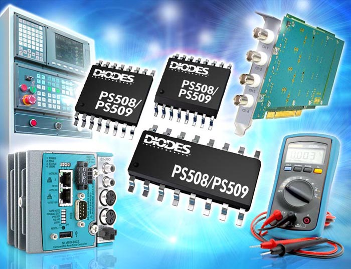 Diodes - PS508, PS509