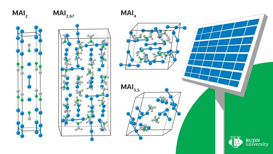 Химик РУДН нашел способ улучшить солнечные элементы