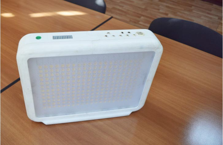 В Томске разработали светодиоидный прибор для лечения депрессии