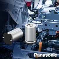 Расширение серии гибридных полимерных конденсаторов ZS от Panasonic