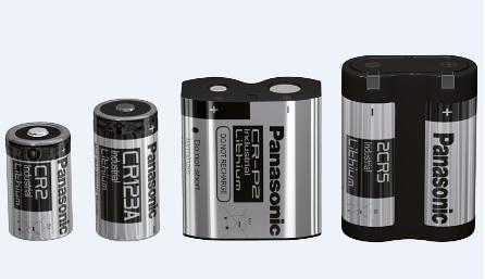 Datasheet Panasonic CR123A