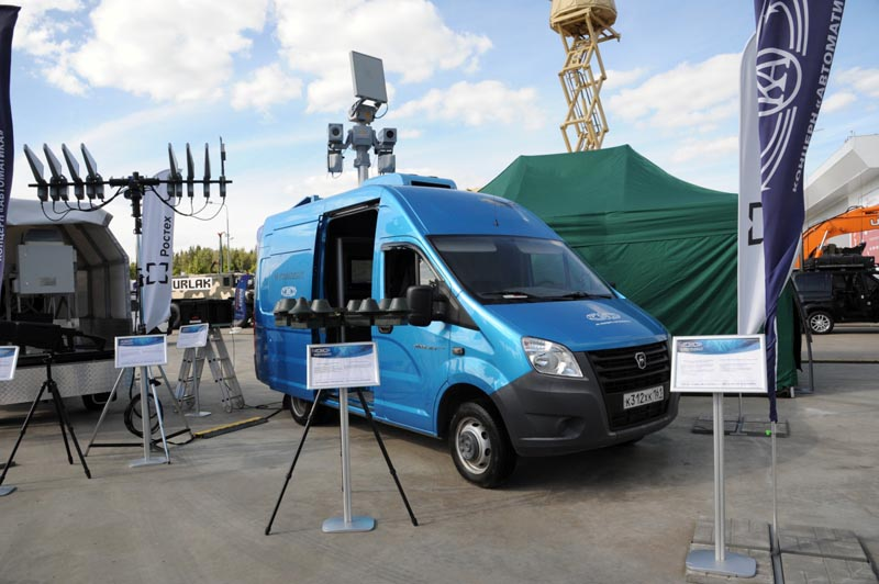 Зарубежные заказчики ознакомились с системами противодействия БЛА концерна «Автоматика»