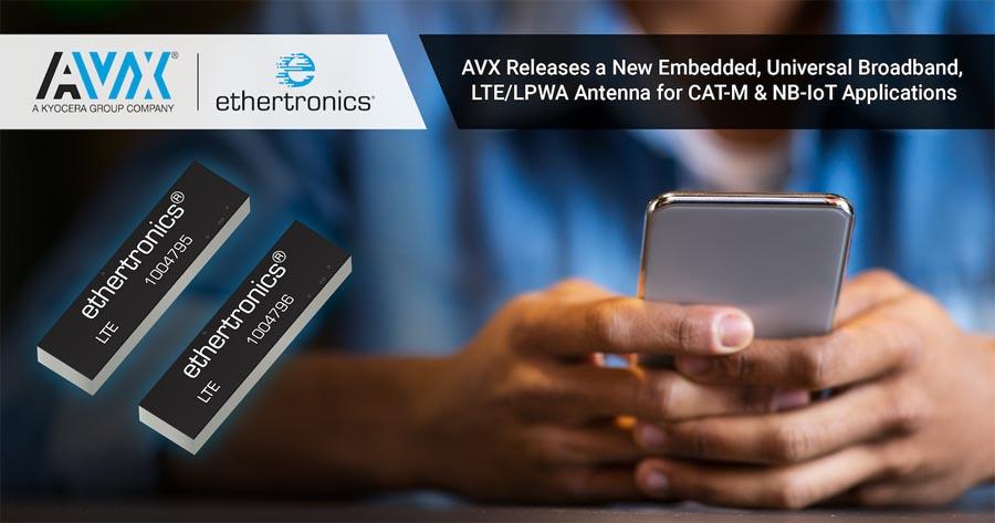 New Embedded Universal Broadband LTE LPWA